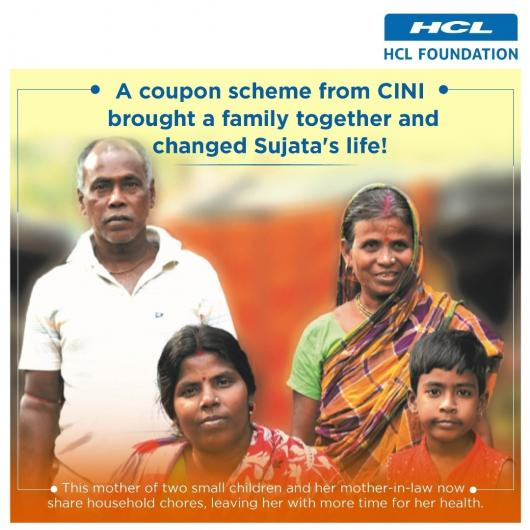 HCL Grant Impact – Innovative methods to transform lives by Child in Need Institute (CINI)